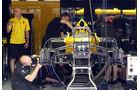 Renault  - Formel 1 - GP Ungarn - 21. Juli 2016