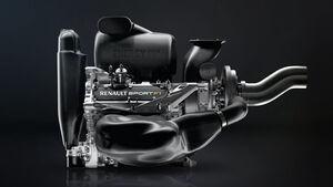 Renault - Formel 1-Motor - 2014 - V6