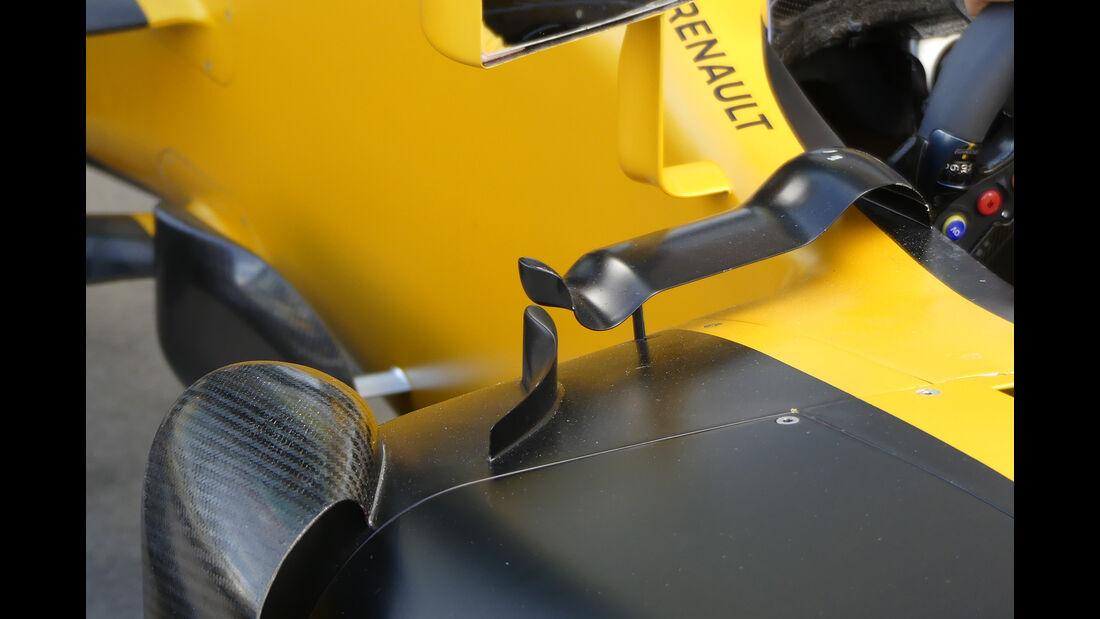 Renault - Formel 1 - Technik - GP Australien 2017