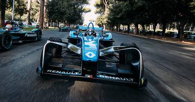 Renault - Formel E - 2017