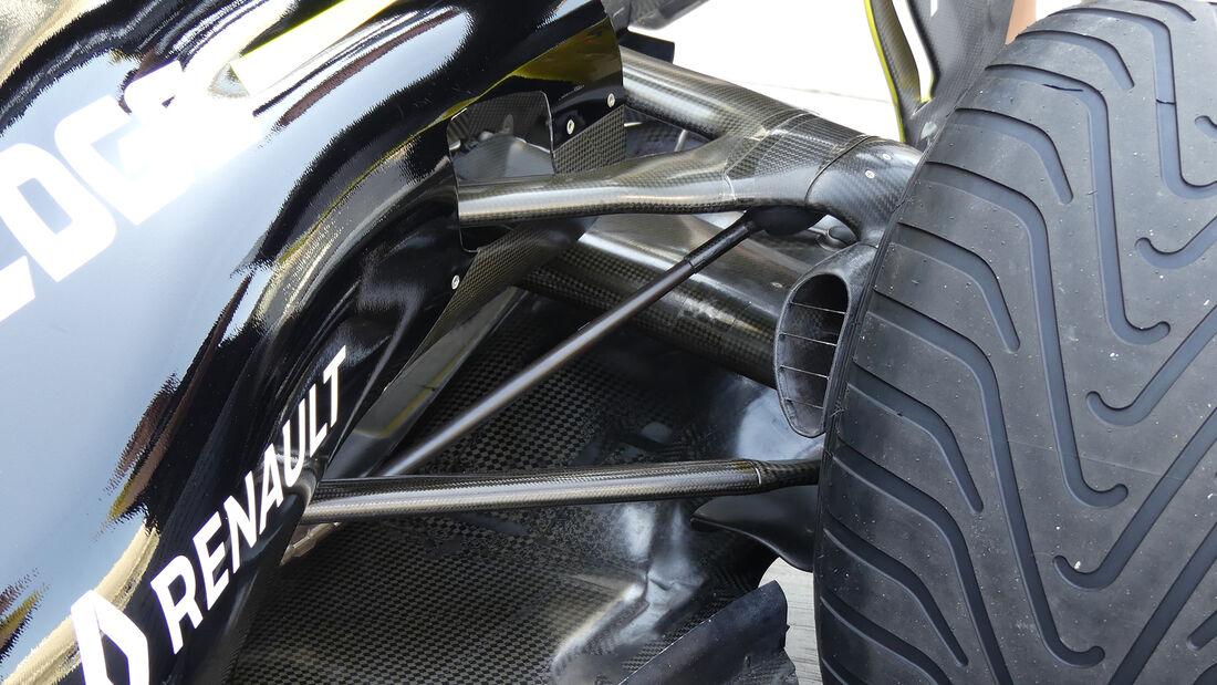 Renault - GP Abu Dhabi - Formel 1 - Freitag - 29.11.2019