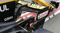 Renault - GP Aserbaidschan 2017 - Baku - Technik-Updates