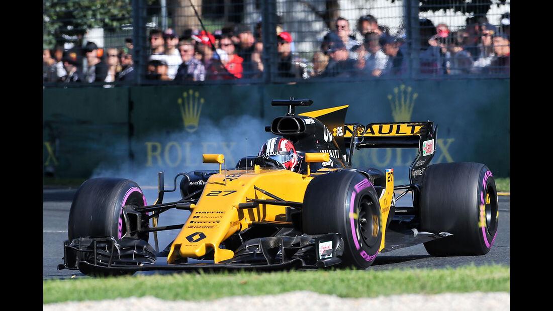 Renault - GP Australien 2017