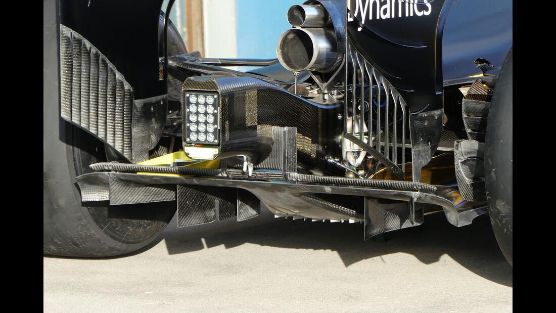 Renault - GP Australien - Melbourne - 17. März 2016
