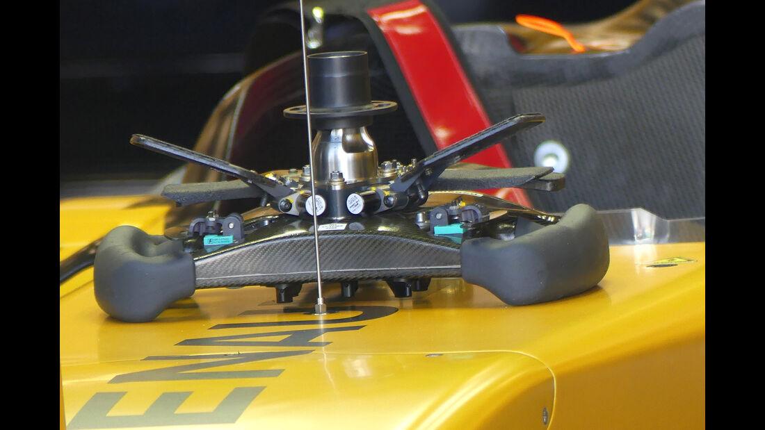 Renault - GP Australien - Melbourne - 24. März 2017