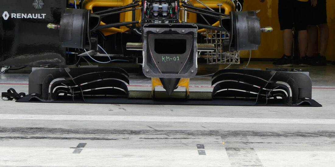 Renault - GP Bahrain - Formel 1 - 1. April 2016