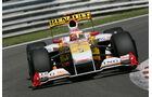 Renault - GP Belgien - 2009 - F1