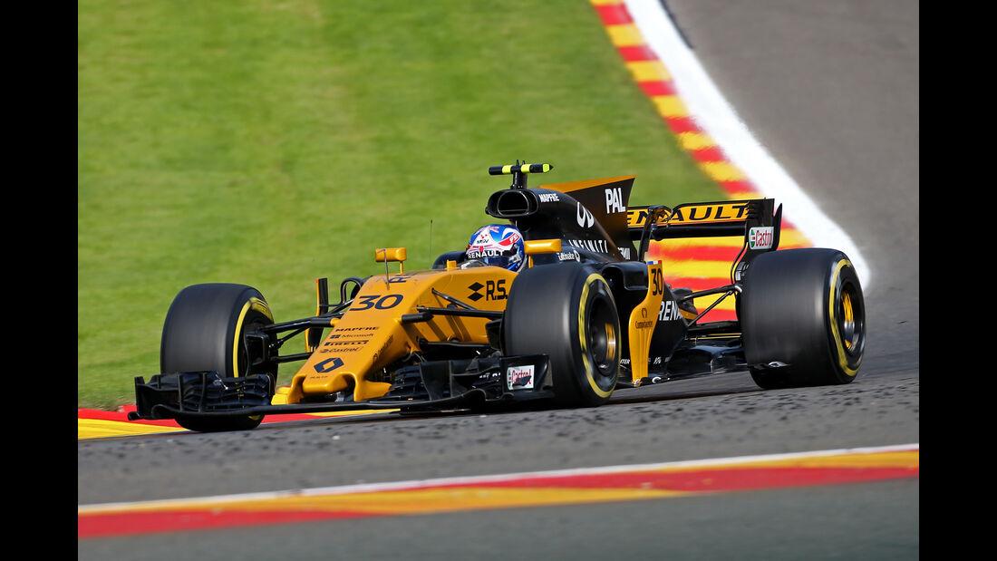 Renault - GP Belgien 2017