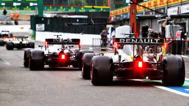 Renault - GP Belgien 2020