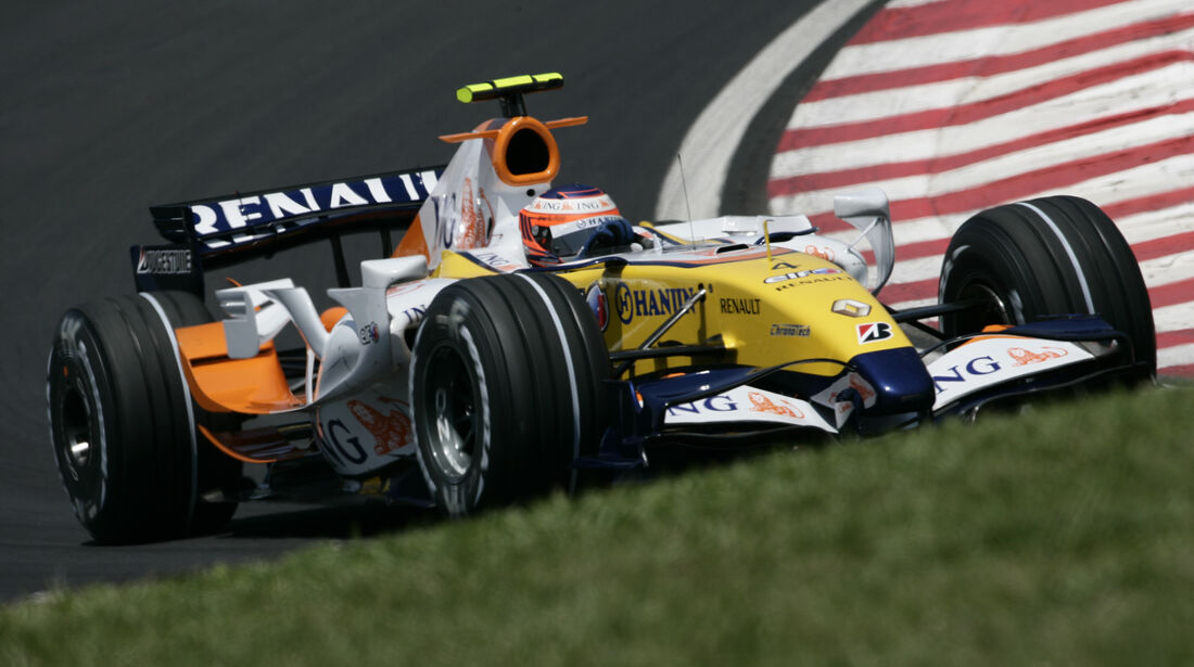 Renault - GP Brasilien - 2007 - F1