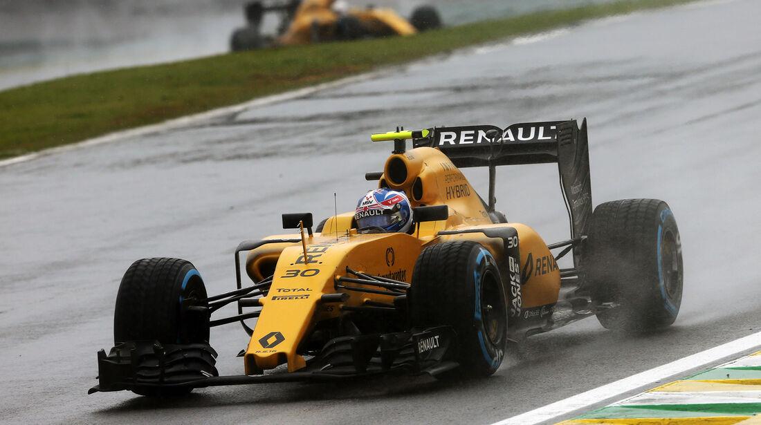 Renault - GP Brasilien 2016