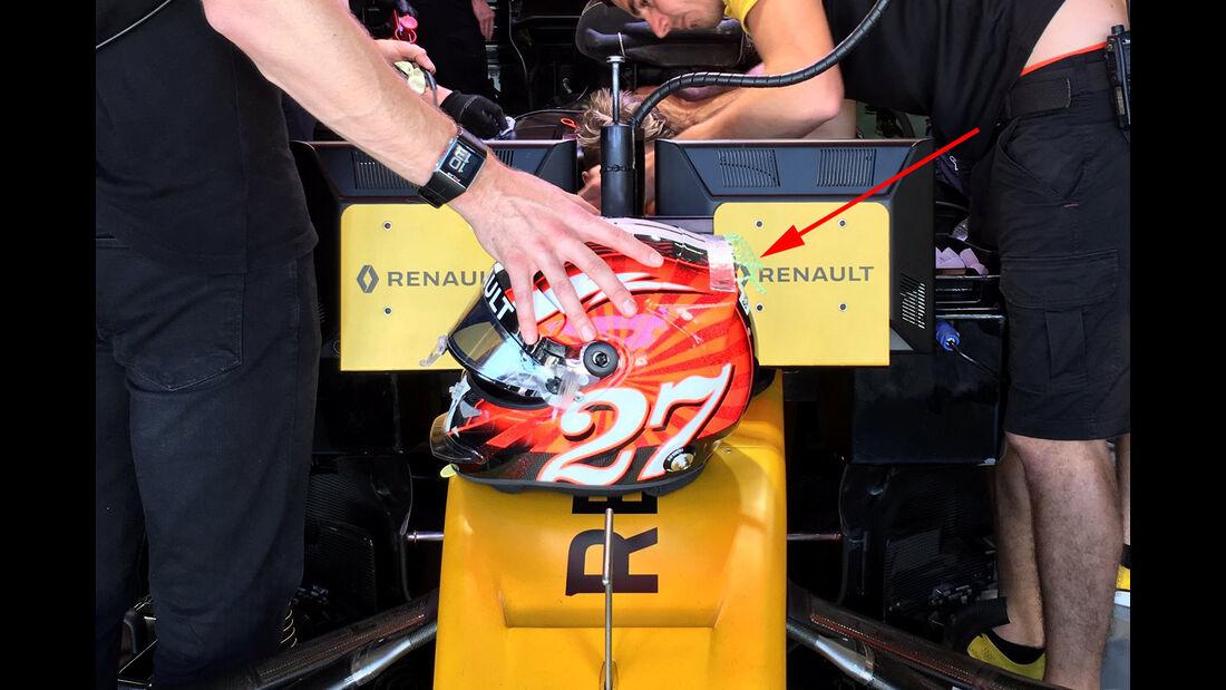 Renault - GP Brasilien 2017