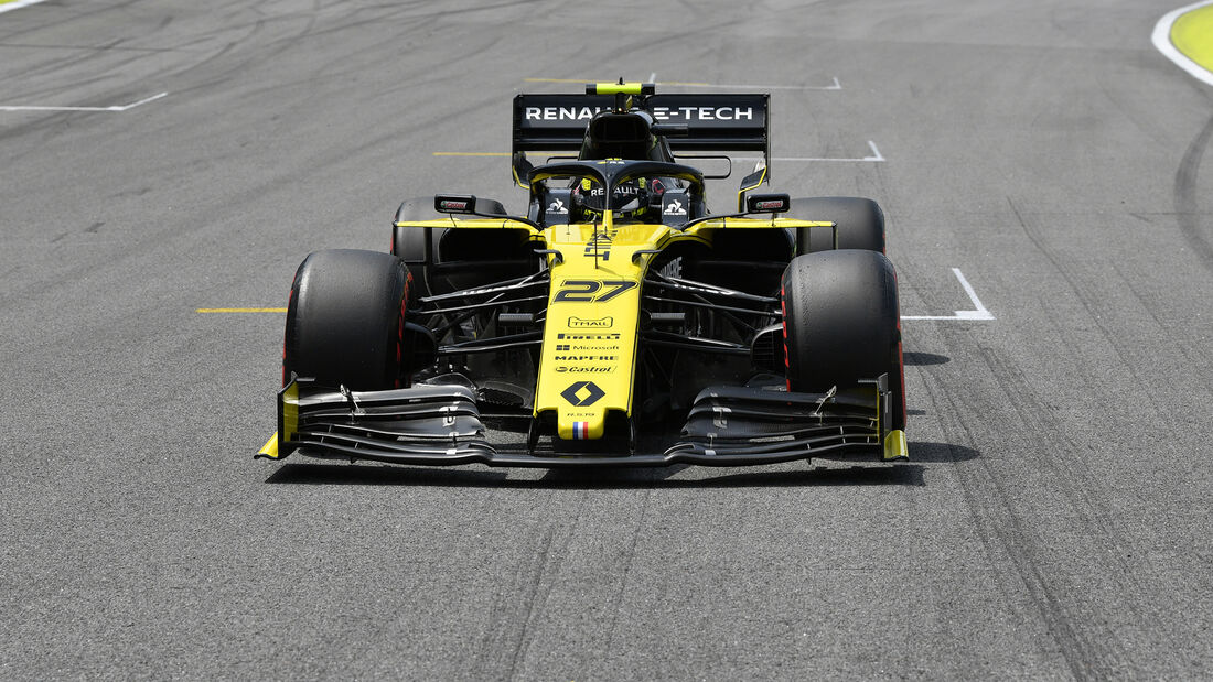 Renault - GP Brasilien 2019