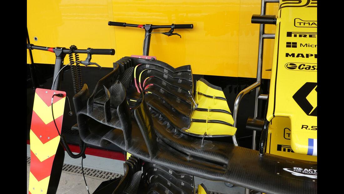 Renault - GP Brasilien - Interlagos - Formel 1 - Freitag - 9.11.2018