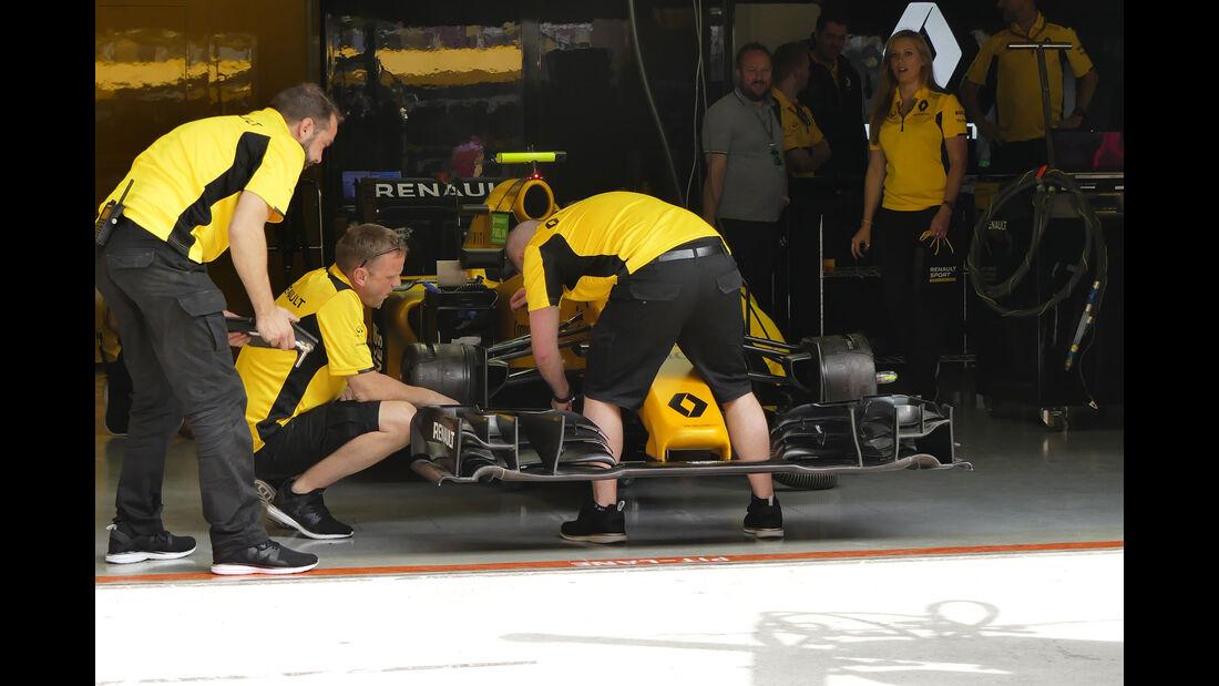 Renault - GP China - Shanghai - Freitag - 15.4.2016
