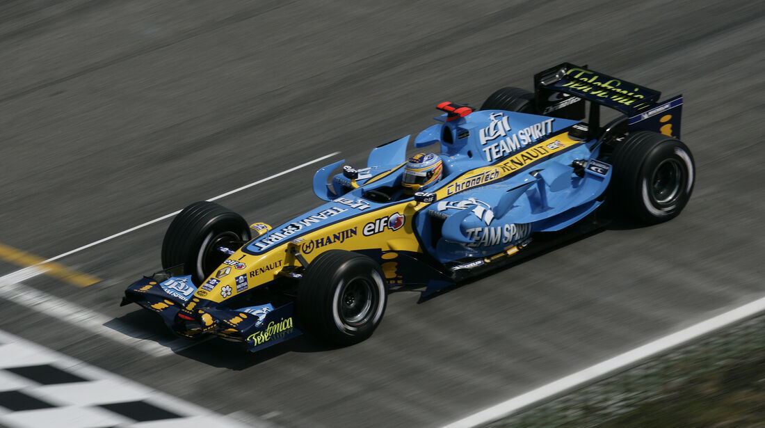 Renault - GP Deutschland - 2006 - F1