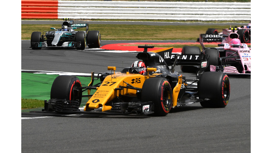 Renault - GP England 2017