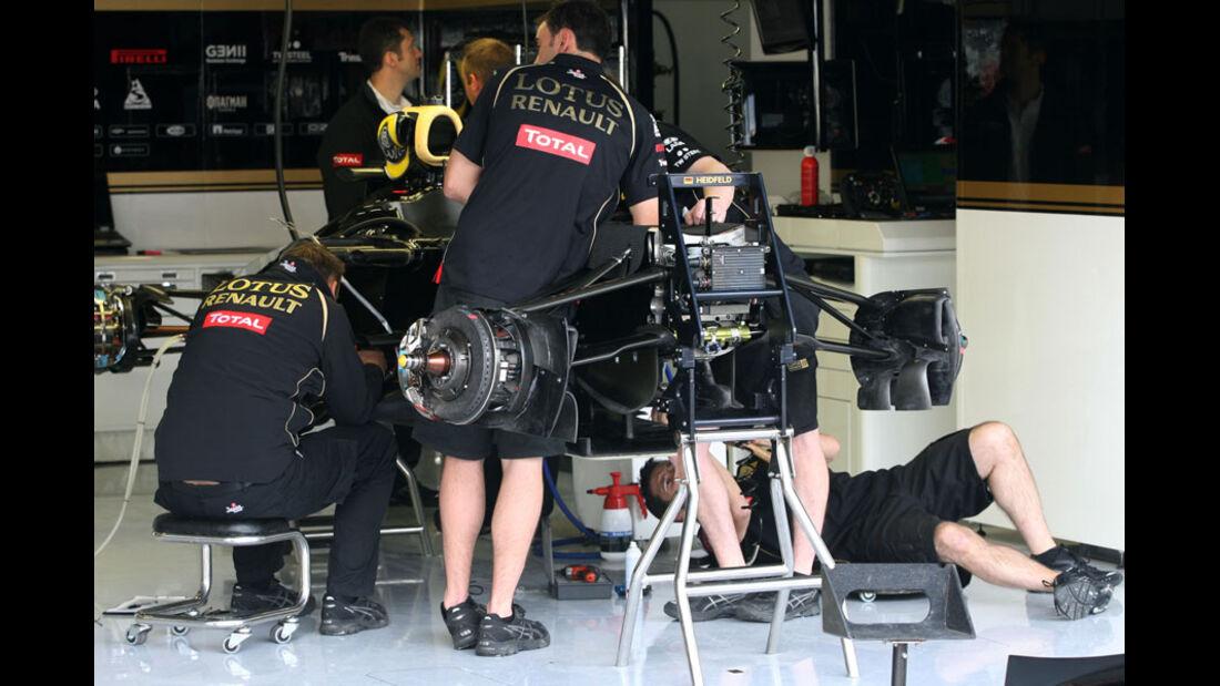 Renault - GP England - Silverstone - Do. 7. Juli 2011