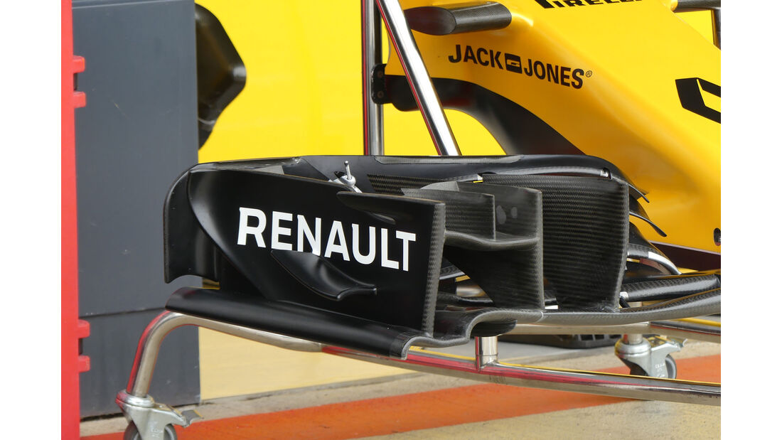 Renault - GP England - Silverstone - Formel 1 - Donnerstag - 7.7.2016
