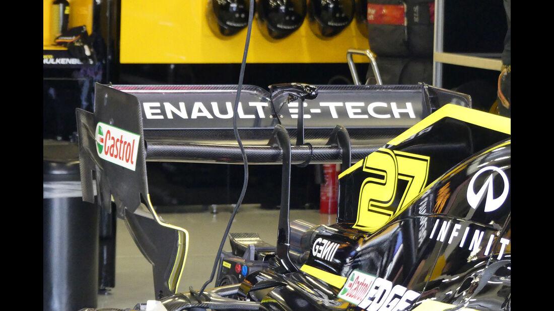 Renault - GP England - Silverstone - Freitag - 12.7.2019