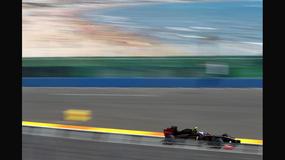 Renault GP Europa Valencia 2011