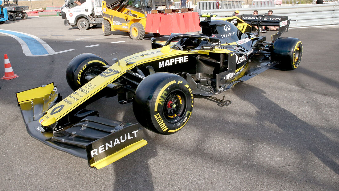 Renault - GP Frankreich 2019