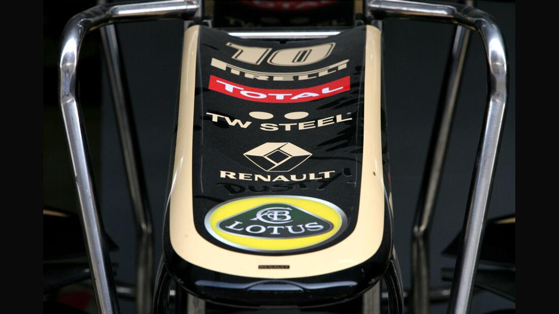 Renault - GP Indien - 27.10.2011