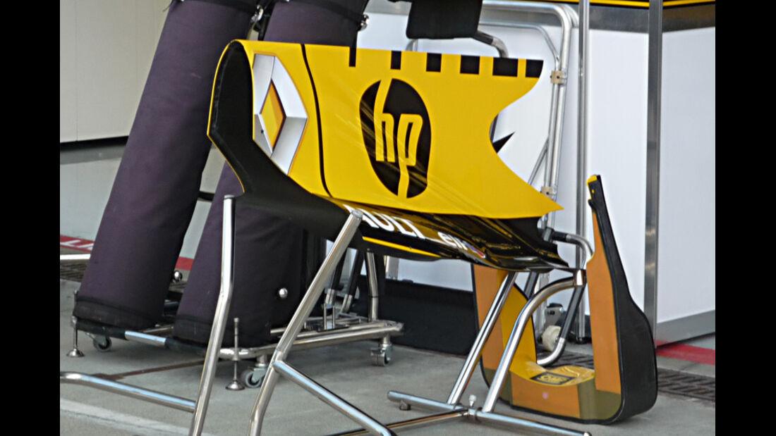 Renault GP Italien 2010