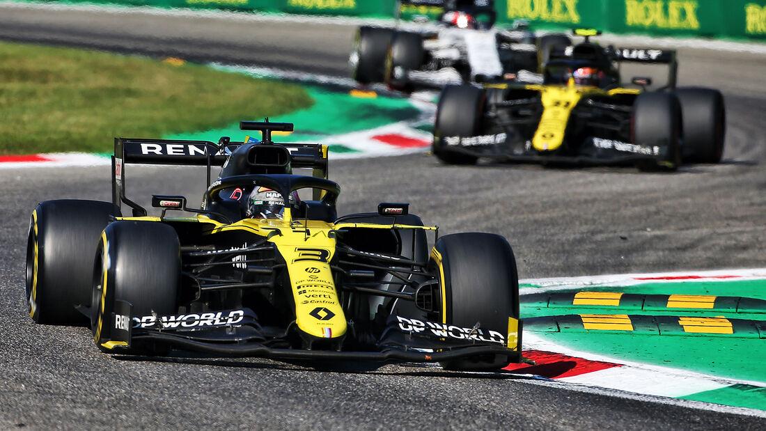 Renault - GP Italien 2020