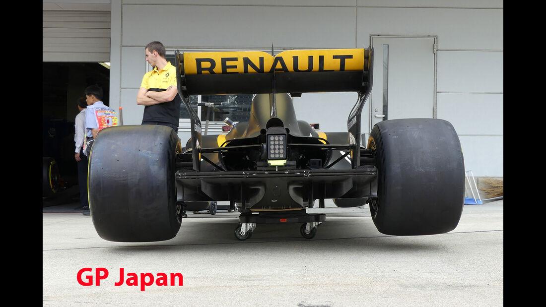 Renault - GP Japan 2017