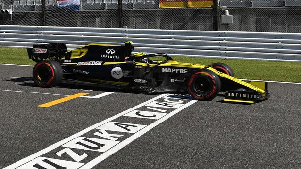 Renault - GP Japan 2019