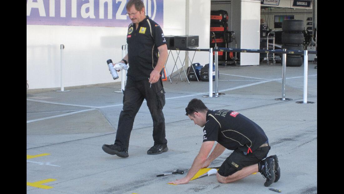 Renault - GP Japan - Suzuka - 6. Oktober 2011
