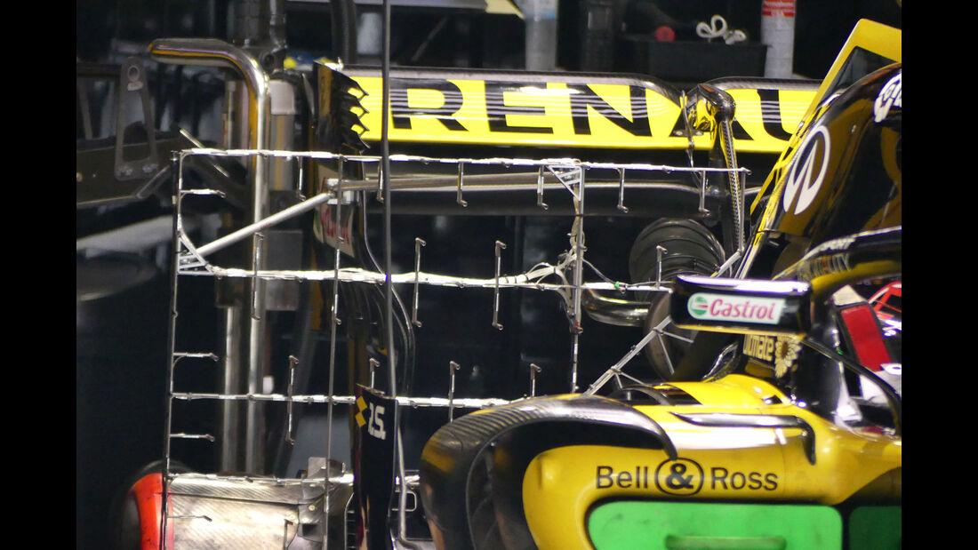 Renault - GP Japan - Suzuka - Formel 1 - Freitag - 5.10.2018