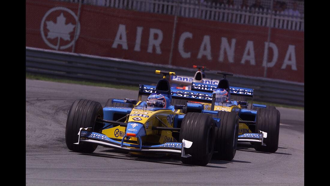 Renault - GP Kanada - 2002 - F1