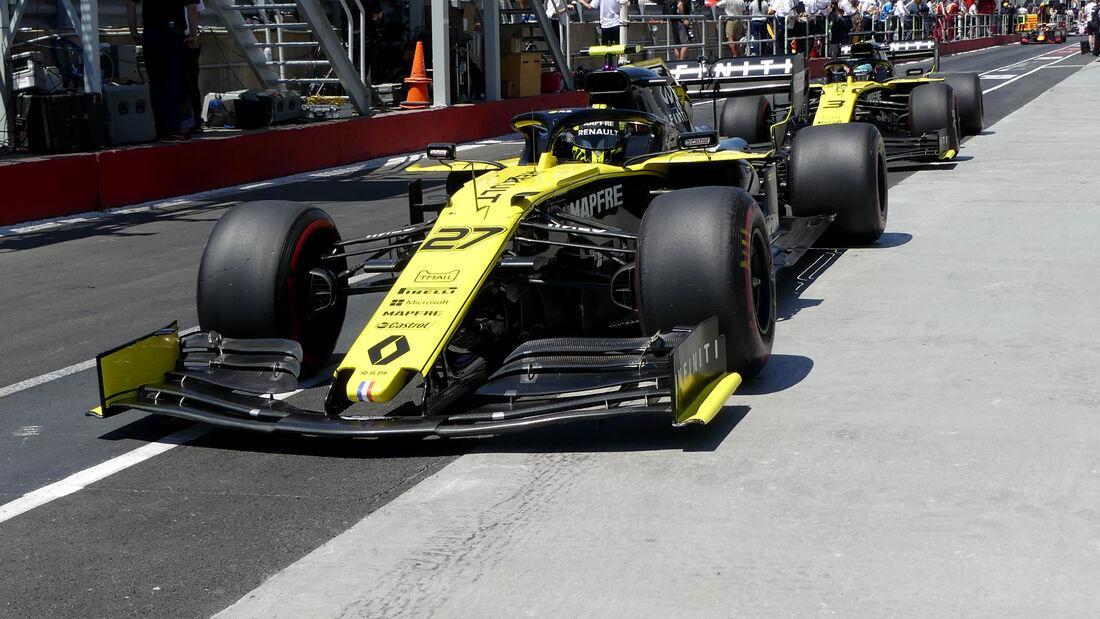 Renault - GP Kanada 2019