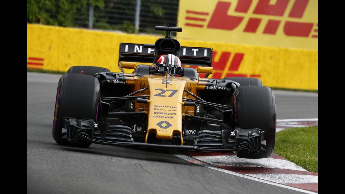 Renault - GP Kanada - Formel 1 - 2017