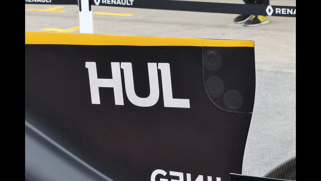 Renault - GP Kanada - Formel 1 - Technik - 2017
