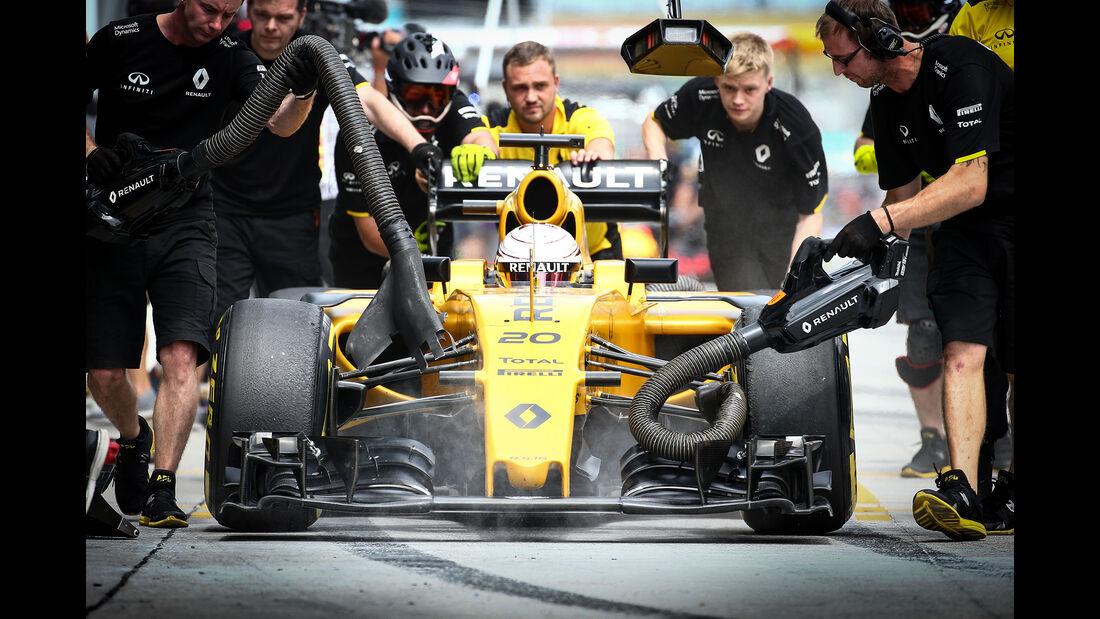 Renault - GP Malaysia 2016
