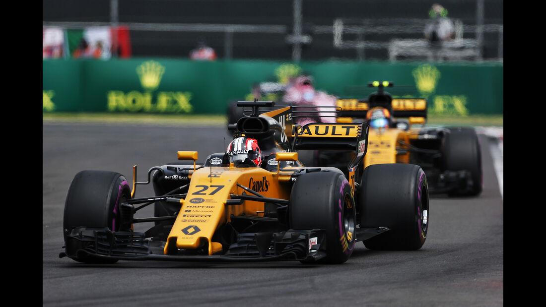 Renault - GP Mexiko 2017