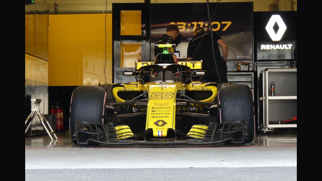 Renault - GP Mexiko 2018