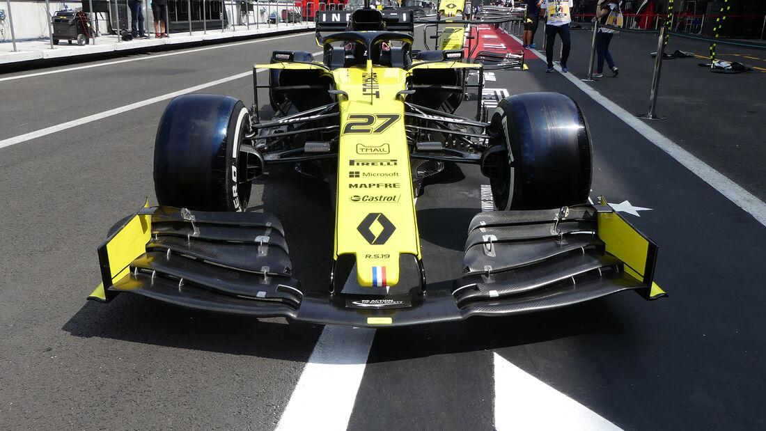 Renault - GP Mexiko 2019