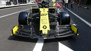 Renault - GP Mexiko 2019