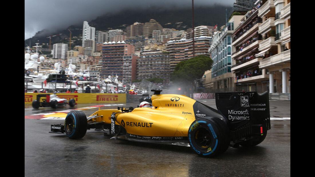 Renault - GP Monaco 2016