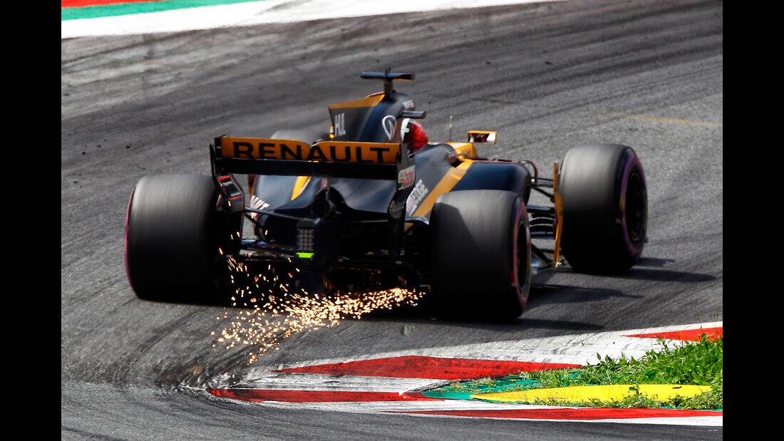 Renault - GP Österreich 2017