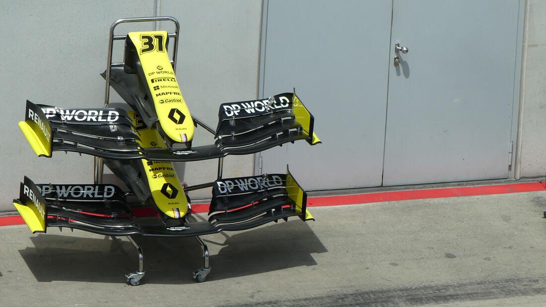 Renault - GP Österreich 2020 - Spielberg - Impressionen