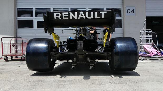Renault - GP Österreich - Spielberg - Donnerstag - 27. Juni 2019