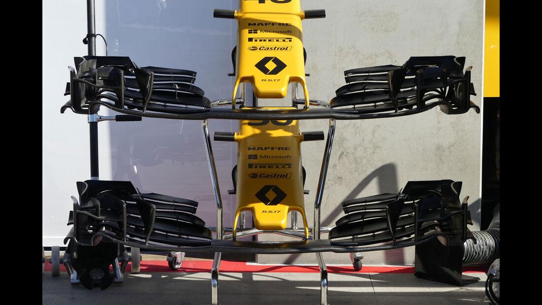 Renault - GP Österreich - Spielberg - Formel 1 - Freitag - 7.7.2017