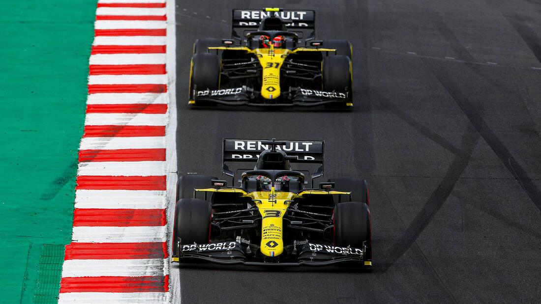 Renault - GP Portugal 2020