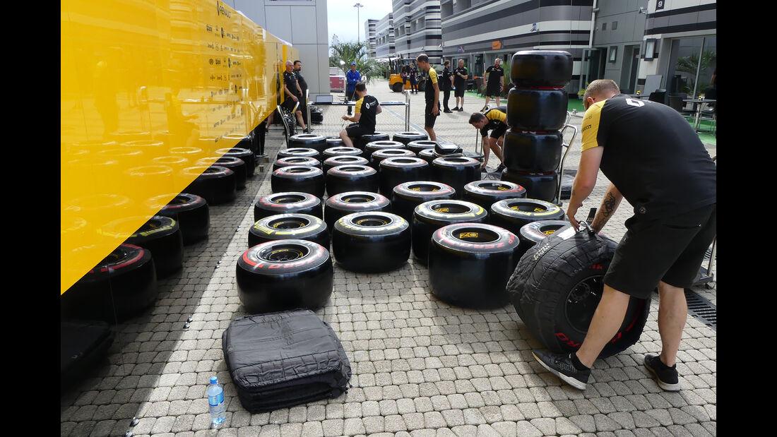 Renault - GP Russland - Sochi Autodrom - Mittwoch - 25.9.2019
