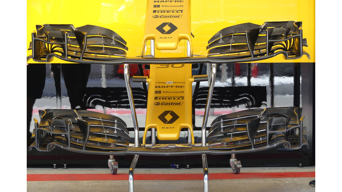 Renault - GP Russland - Sotschi - Formel 1 - 27. April 2017